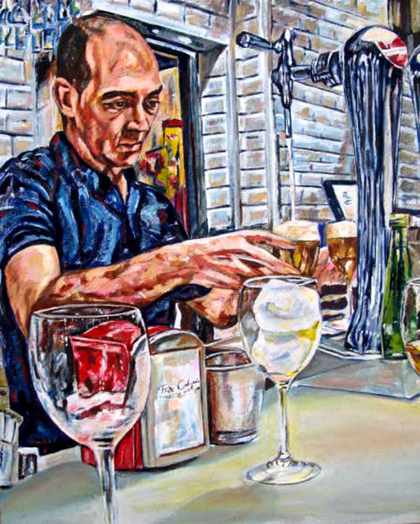 Bar Cabezas